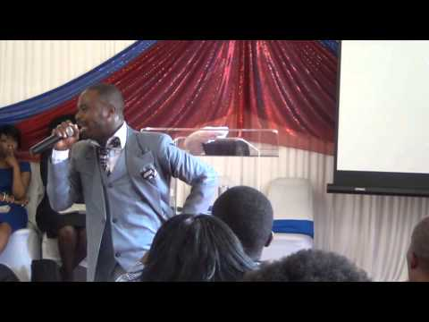 Pastor Sandile Mlambo  ( Preaching in the UK London ,,Lord save me )
