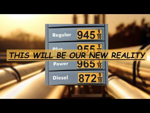 GET READY FOR THE PRICE OF OIL TO MORE THAN DOUBLE WHAT IT IS TODAY