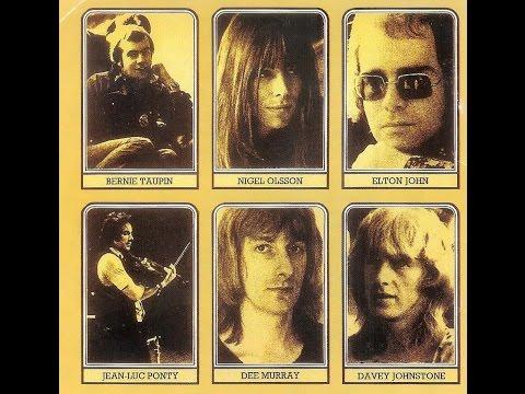 Elton John  Amy 1972 With Lyrics!