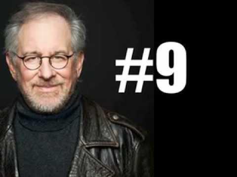 Top 12 Favorite Steven Spielberg Movies