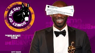 Kobe Bryant Dragged For Sexual Assault Allegations After Winning Oscar