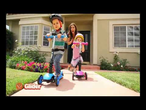 Yvolution Y Glider 3 In 1 Kids Scooter