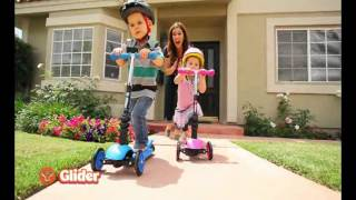 Yvolution Y Glider 3 In 1 Kids Scooter