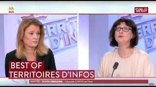 Best Of Territoires d'Infos - Olivia Grégoire (16/01/18)