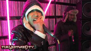 Westwood Crib Sessions - part 1 Dot Rotten & Ice kid freestyle