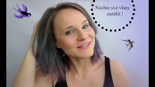 Jak si nabarvit vlasy křídami