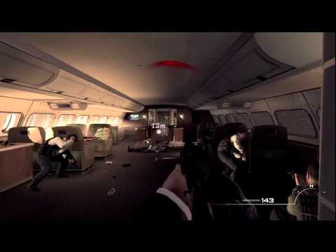 MW3 - Flight Attendant (Hidden) Trophy - Turbulence