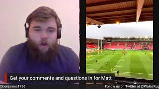 The Gain Line: Wales v England preview