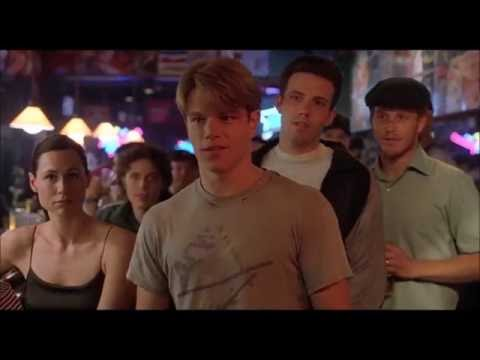 Goodwill Hunting | Bar Scene