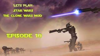Star Wars The Clone Wars episode 10