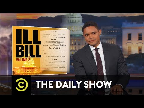 Download Youtube: Even Republicans Hate the Republican Health Care Bill: The Daily Show