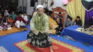 hadiah istimewa di tasyakur ke 7th mutiara terazam persembahan silat gerak rasa lembayung senja