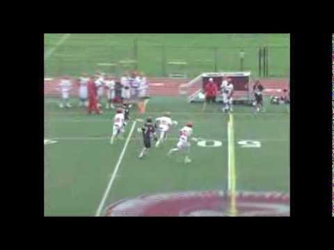 Jamie Atkinson 2013 Lacrosse Highlights