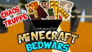 Bedwars - SPANNENDE RUNDE MIT DEM GANZEN BERGWERK! | Minecraft Online