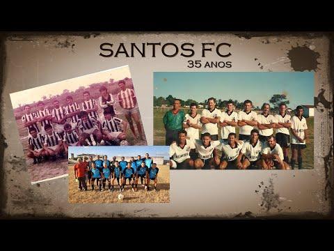 TV CÓRREGO - Santos FC, 35 anos