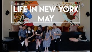 Life in New York - May (Amazon Go store, visiting the UN and fishing for my own food)