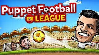 Puppet Football League Spain - Android Gameplay HD