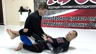 Flower sweep. AG. Дмитрий Анхель. Грепплинг Краснодар. BJJ. Борьба. Обучение. Academy of grappling.