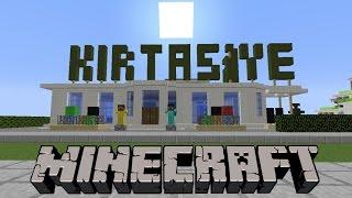 Minecraft: Kırtasiye Yapımı