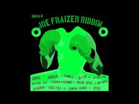 Joe Frazier Riddim (Mix-Jun 2016) DIGITAL B.
