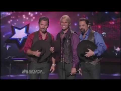 The Texas Tenors on America's Got Talent