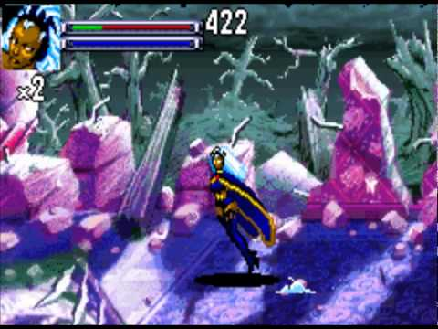 X-Men - Reign of Apocalypse GBA Longplay part 1