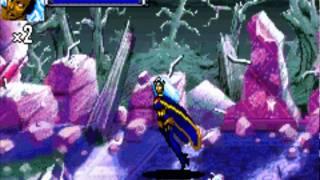 X-Men - Reign of Apocalypse GBA Longplay part 1