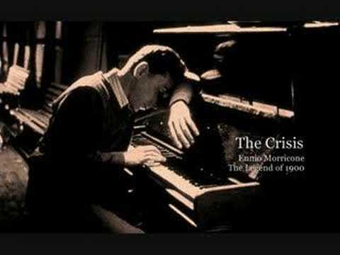 The Crisis - The legend of 1900 - Ennio Morricone