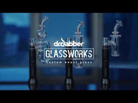Dr. Dabber - Custom Glass for Boost Black Portable eRig