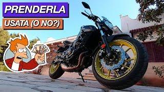 Yamaha MT-07: perché comprarla USATA (e perché NO)