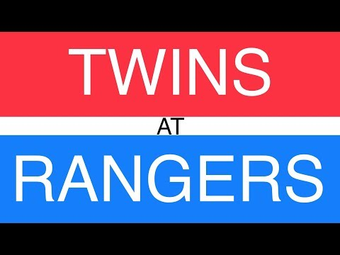 MLB (8-16-19) Game of the Day | Minnesota Twins at Texas Rangers | Daily Sports Gambling Picks Odds