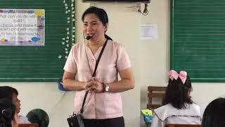 Jessieca Bingco - Demo Teaching
