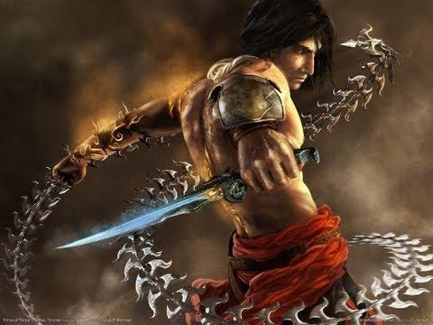 прохождение воин игры внутри персии принц