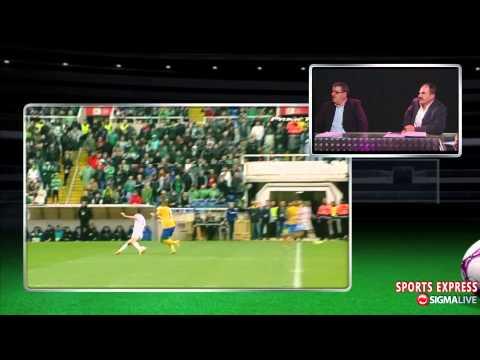 Sports Express 17-03-2015 (24η Αγωνιστική)
