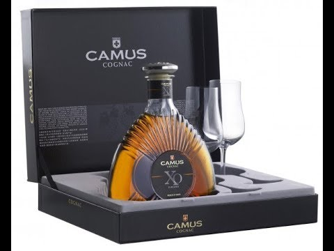 Camus XO Elegance Cognac Review No. 25