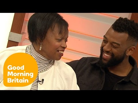 JLS' Oritse Emotionally Sings To His Mother Who Suffers From MS | Good Morning Britain