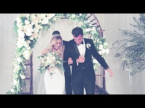 Lauren Conrad On How She Prepped For Her Wedding Day