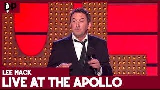 Lee Mack | Live At The Apollo | Season 6 | Dead Parrot