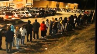 Store Openings for Black Friday / Black Thursday in U.S. (2012) Walmart / Target / Best Buy