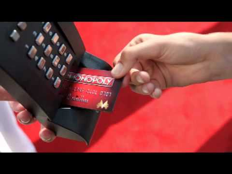 Monopoly Electronic Banking Board Game Tv Commercial Hasbro