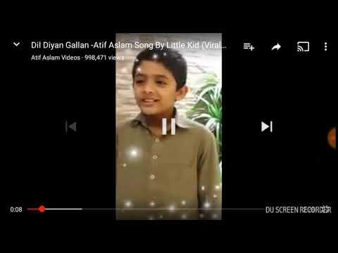 Kachi dorio dorio se song t talent in Pakistan