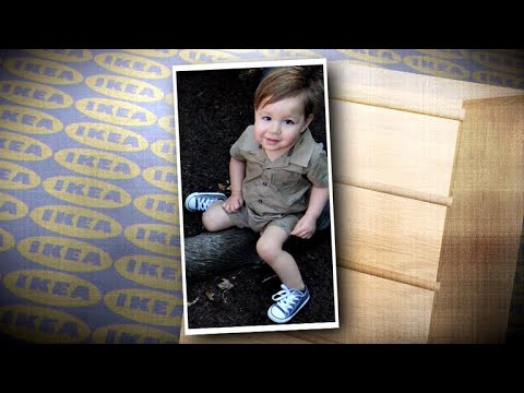 Ikea recalls 17.3 million dressers again after 8th child's death