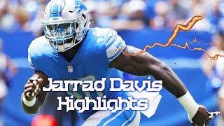 """II Jarrad Davis """"Rookie Year"""" HIGHLIGHTS II"""