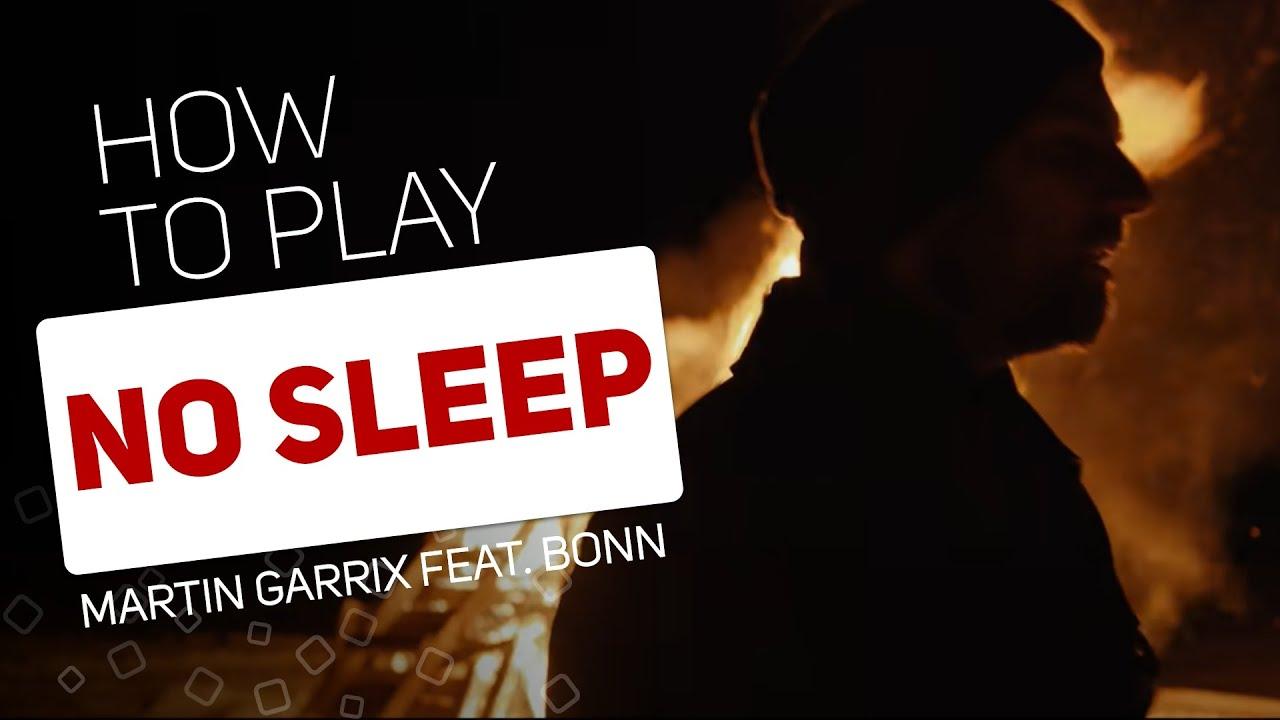 Martin Garrix feat. Bonn - No Sleep | SUPER PADS KIT AWAKE
