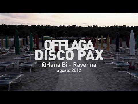 Offlaga Disco Pax live @Hana Bi - Conversazione con Max Colllini