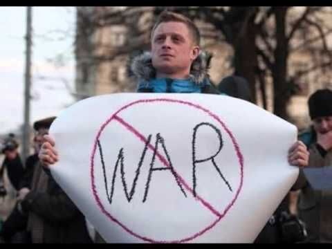 "Ukrainians expect WAR with Russia | Russia's illegal ""military aggression"""