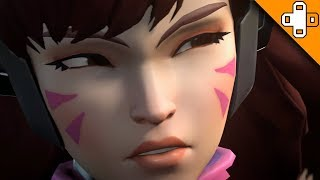 TOP FAILS AND UNLUCKY MOMENTS! Overwatch Funny & Epic Moments 524
