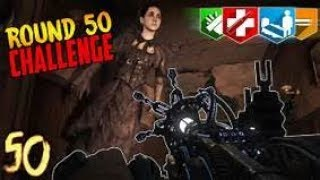Buried Round 50 Attempt (Call Of Duty Black Ops 3 Zombies)