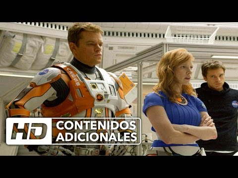 "MARTE (The Martian) | Featurette ""Tres Mundos"""