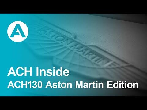 ACH Inside - ACH130 Aston Martin Edition